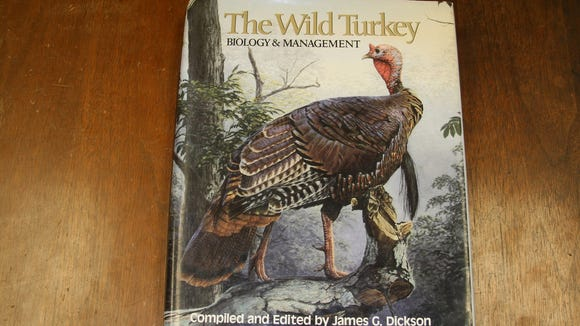 The award- winning The Wild Turkey: Biology and Management  by Dr. James G. Dickson.