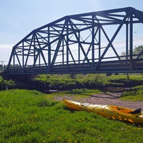 Paddling the Pecatonica through the Driftless Region