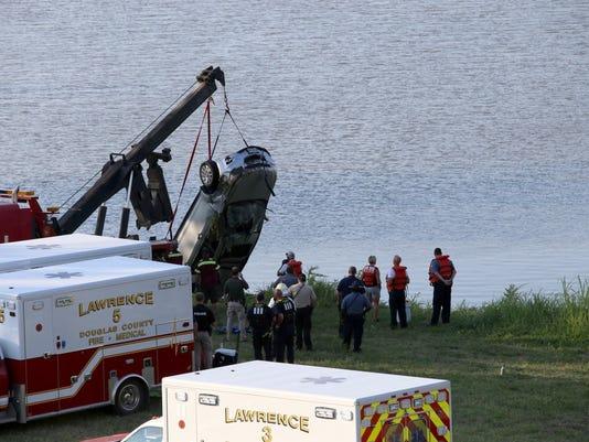 River Crash-Child Killed