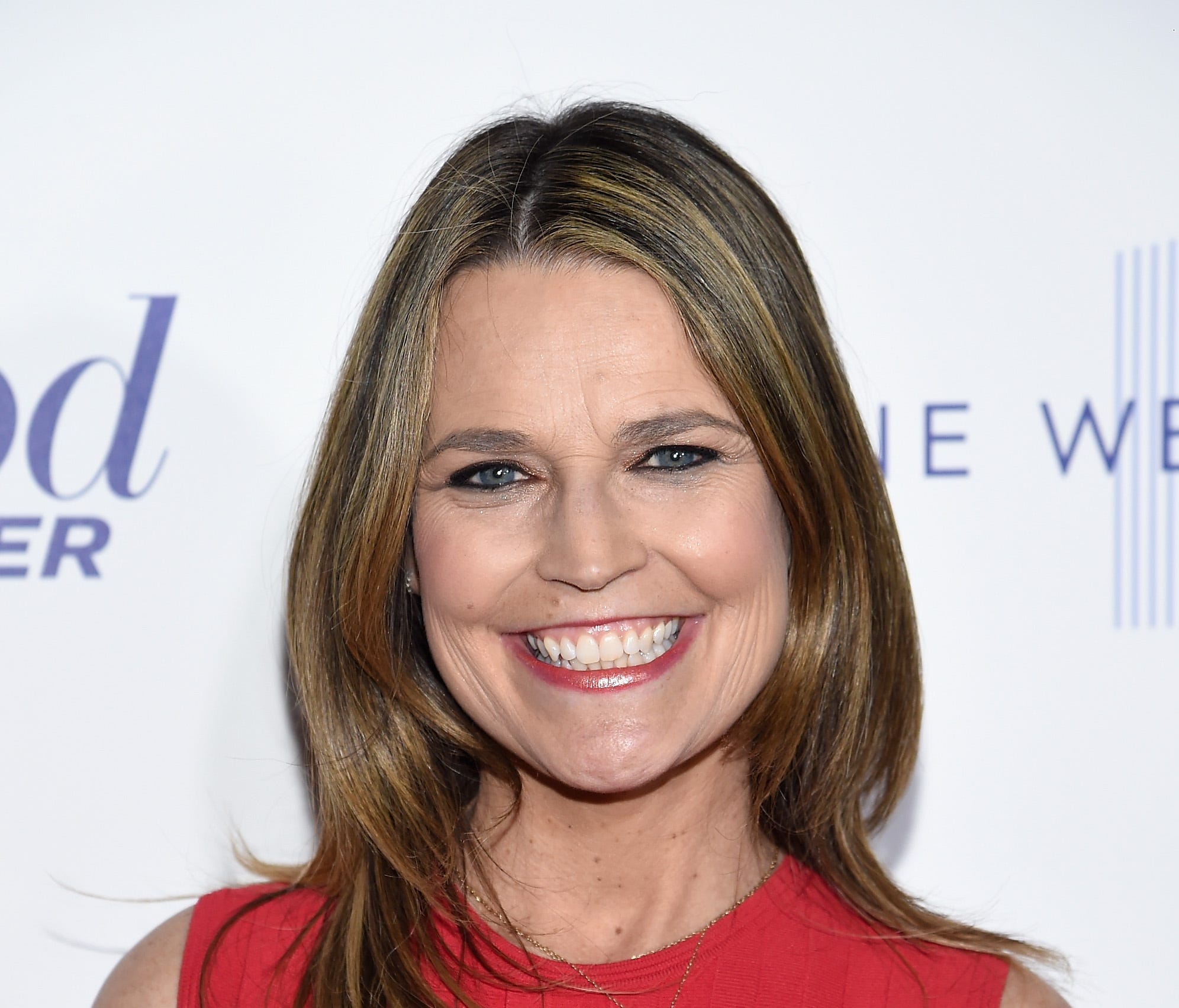 Savannah Guthrie apologized for her live TV swear on Wednesday.