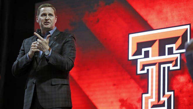 Texas Tech athletic director Kirby Hocutt said he met with the Lady Raiders basketball players Wednesday afternoon for more than an hour following a USA TODAY Sports investigation into the school's women's basketball program.