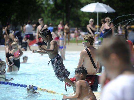 Terrace Park Family Aquatic Center - Teenage employment trends