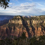 Grand Canyon's North Rim closes for winter