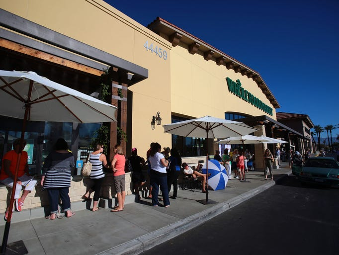 Whole Foods Store Palm Springs