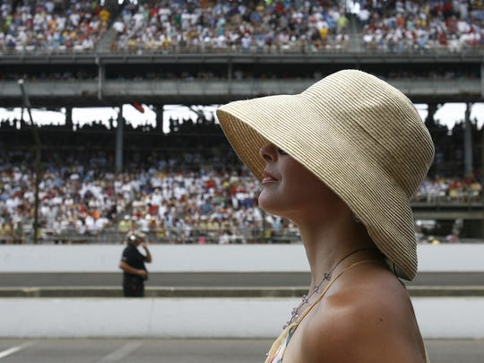 Ashley Judd attended multiple editions of the Indianapolis