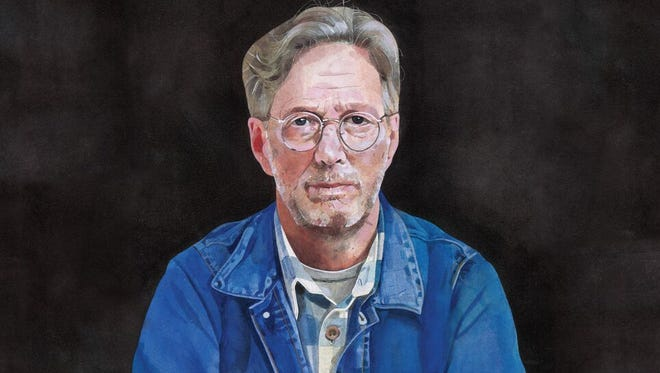 Eric Clapton's new album, titled 'I Still Do,' comes out Friday.