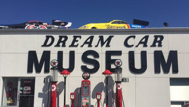 Entrance to the Dream Car Museum is free this weekend and the museum will be open an extra day for the Dream Big Weekend fundraiser Sept. 8-10 in Evansville.