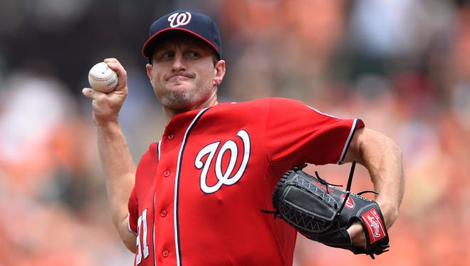 Max Scherzer has certainly lived up to his hefty contract.
