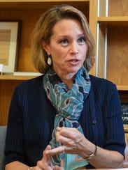 Augustana University President Stephanie Herseth Sandlin