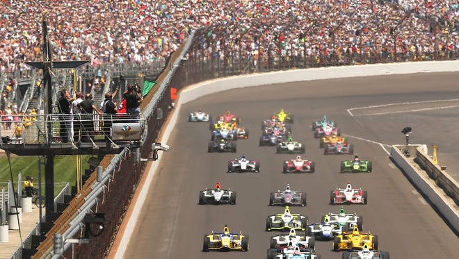 The Indianapolis 500 remains the largest single-day sporting event in the world.