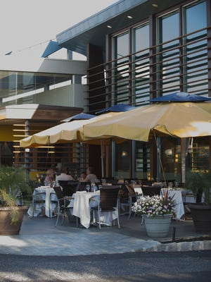 Caffe Aldo Lamberti is enclosing its outdoor dining patio to provide more year-round dining options for guests.