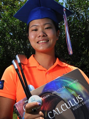 After excelling on the golf course and in the classroom at Westlake High, Kristen Chen has been named The Star's Girls Scholar-Athlete of the Year.