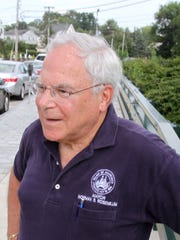 Mamaroneck Mayor Norman Rosenblum