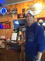 Jeff Popp, owner of Park Ave Bar, 358 W. South Park