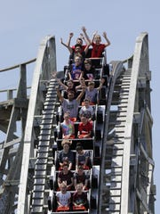 Since the opening of the Zippin Pippin wooden roller coaster in 2011, revenue and ridership at Bay Beach Amusement Park has increased by 50 percent. It has helped make the park a more regional draw.