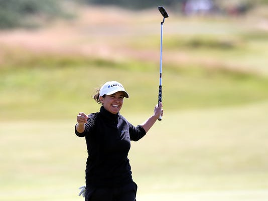 Britain Women's Golf Open