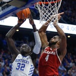 Kentucky basketball snaps four-game skid with win against Alabama