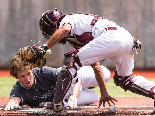 2016 LHSAA Baseball Tournament May 13, 2016