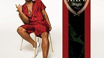 24K Magic, Bruno Mars