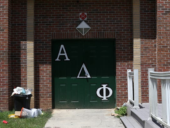 The Florida State University Chapter Alpha Delta Phi