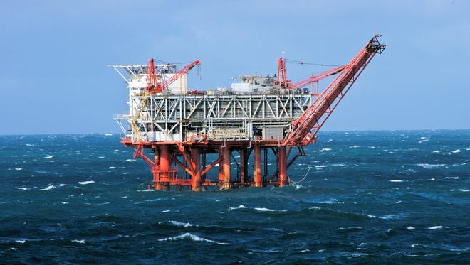 Hotrod7, Getty Images/iStockphoto Lease sales will be for oil and gas exploration and production in the Gulf of Mexico. Lease sales will be for oil and gas exploration and production in the Gulf of Mexico