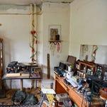 Shawn Grate's apartment provides glimpse into his world