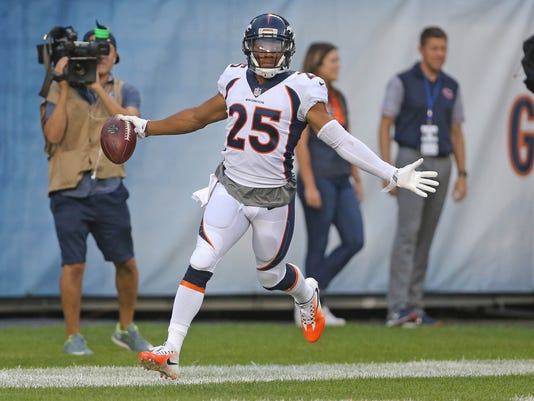 NFL: Denver Broncos at Chicago Bears