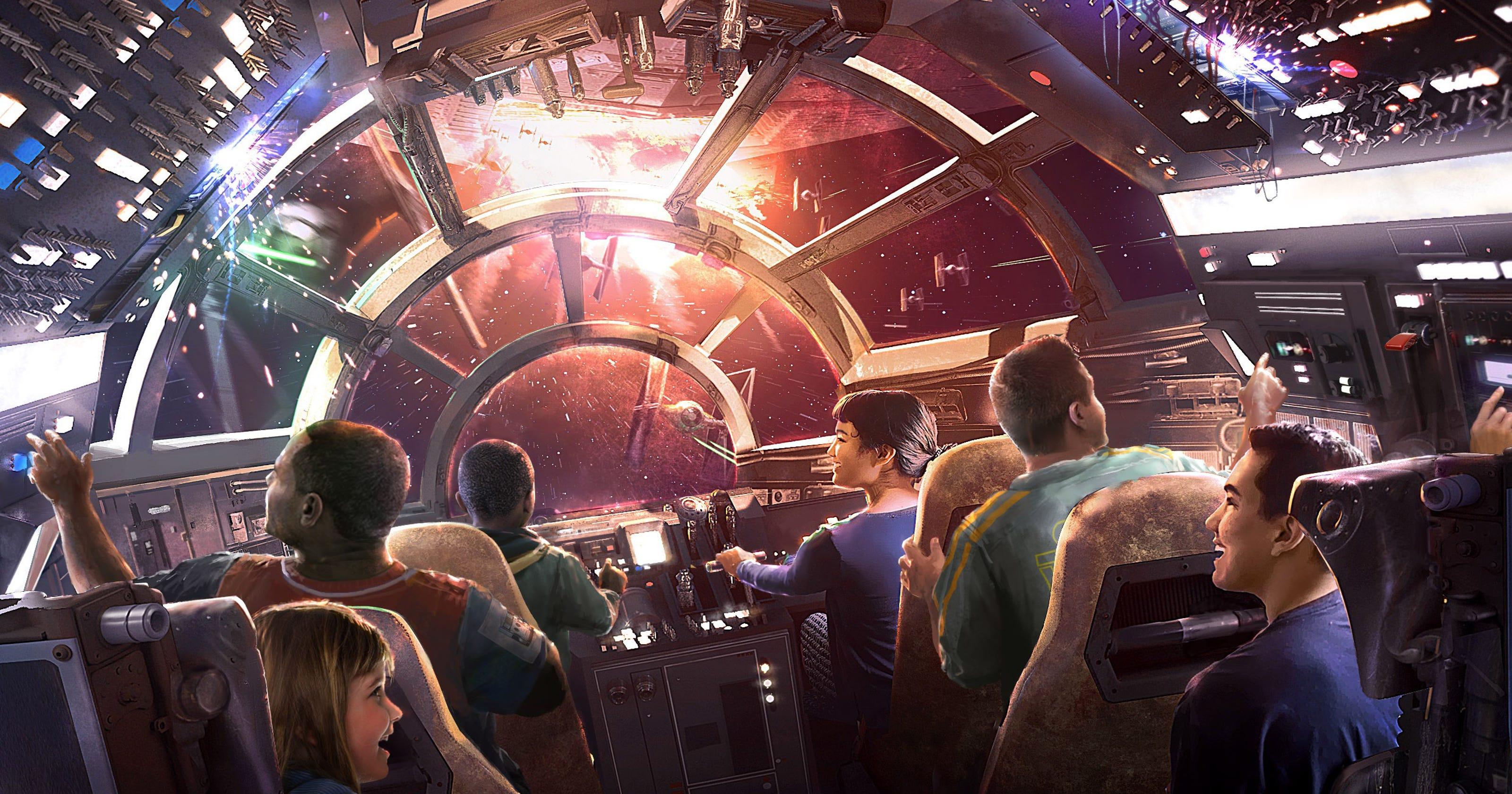 a254e8c1 Disney announces 23 wild new developments for its theme parks