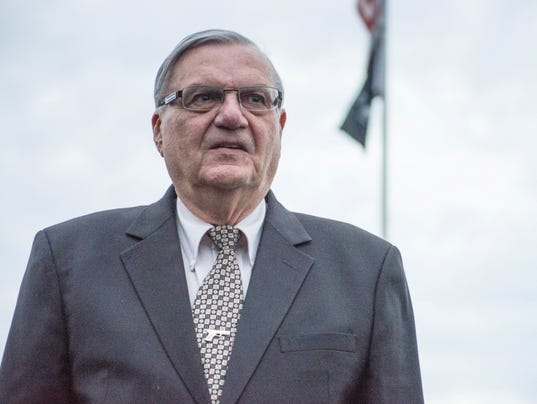 Sheriff Arpaio found guilty