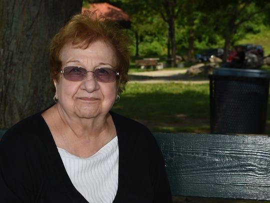 Joan Martin of the Town of Poughkeepsie.