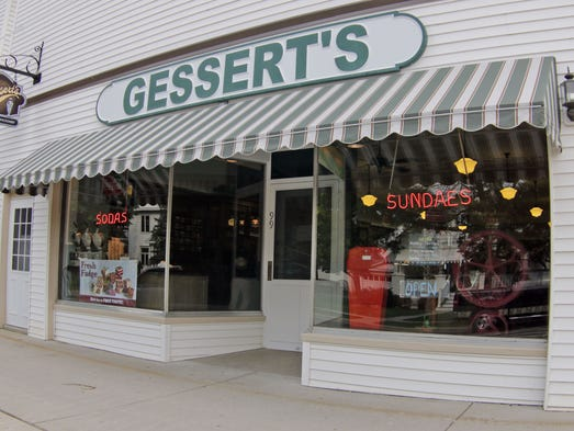 Gessert's Ice Cream and Confectionery - Home | Facebook