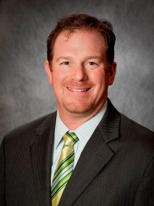 Lee Dillard,  vice president and general manager of Harrah's Reno.