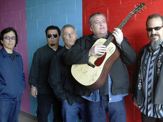 Los Lobos will perform with The Mavericks Friday at Morongo Casino in Cabazon.