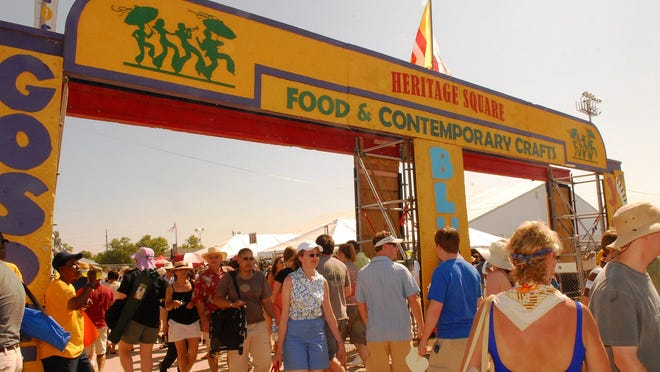 The annual New Orleans Jazz and Heritage Festival (Jazz Fest) brings top musical talent to the Fair Grounds Race Course for two weekends of live music, food and dancing. Due to the coronavirus pandemic, the festival has been canceled in both 2020 and 2021.