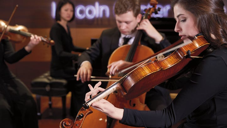 Holland America is upgrading its fleet rather than just buying new ships. Among the upgrades: Lincoln Center Stage, a new onboard live music venue created in an exclusive partnership with Lincoln Center for the Performing Arts.