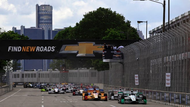 The Chevrolet Detroit Grand Prix presented by Lear provides an annual extension to Chevrolet's rich racing heritage.