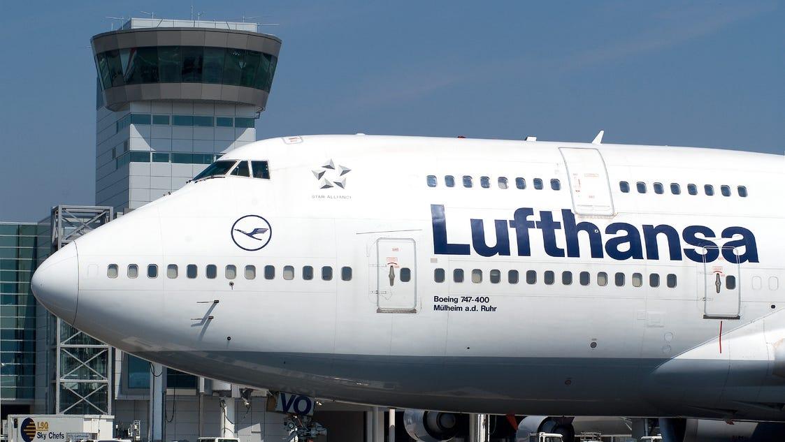 Lufthansa Cancels Flights In Advance Of Pilot Strike