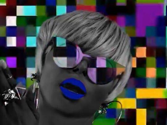 Hip-hop/R&B artist Telisu stars in the Indie Memphis