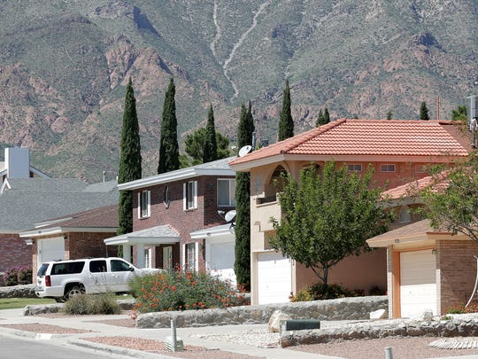 El Paso property taxes are rising, but the rise was