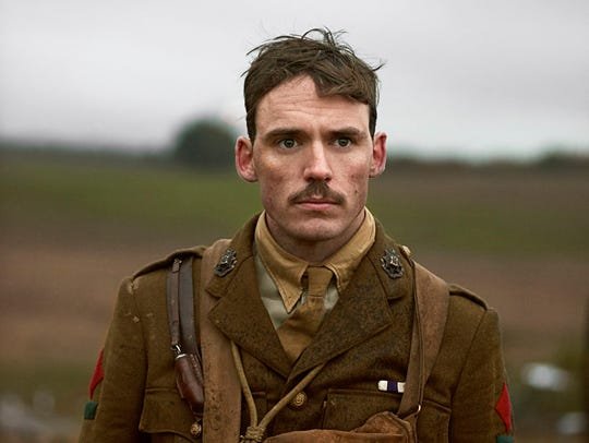 "Sam Claflin stars in ""Journey's End."""