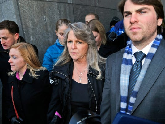 Maureen McDonnell, Bobby McDonnell, Cailin Young