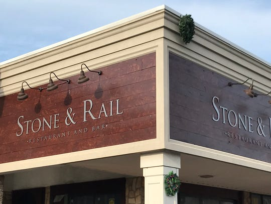 Stone & Rail in Glen Rock.