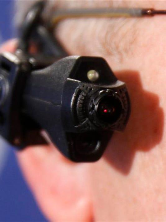 Wichita Cops Body Cameras