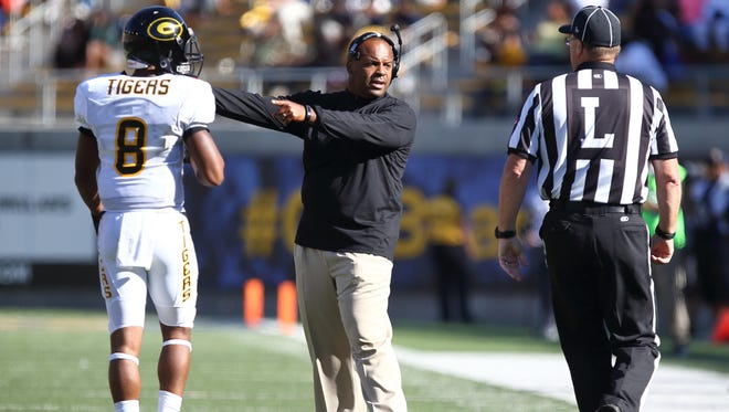 Grambling coach Broderick Fobbs said the Alcorn State game is the only hurdle the Tigers are looking at this week.