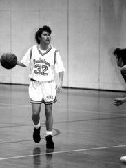 Jen German ended up having a standout career at Bloomsburg