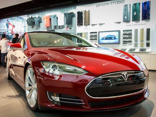 Tesla Motors Plans Showroom Service Center In Tempe