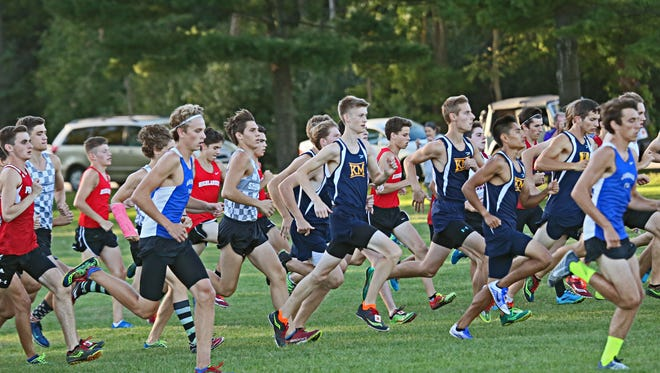 The Wisconsin Cross Country Coaches Association released its first poll of the season.