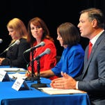 Candidate Forum, School Board, County Commission District 1