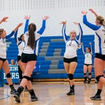 Croswell-Lexington, Brown City compete in early season volleyball match