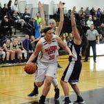 Marine City girls basketball pulls away from Marysville